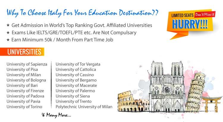 Italy Universities